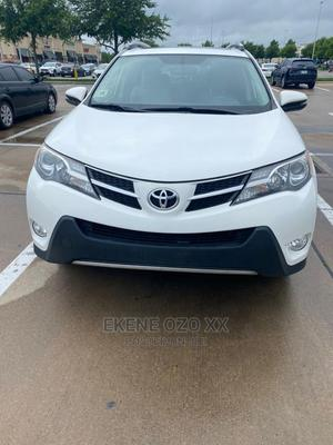 Toyota RAV4 2014 White | Cars for sale in Lagos State, Isolo