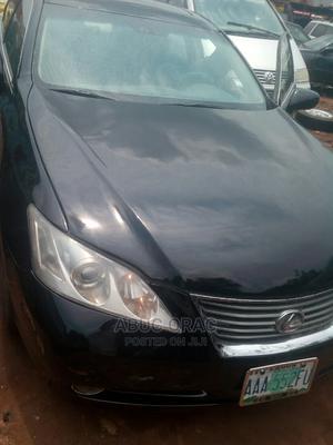 Lexus ES 2007 350 Black | Cars for sale in Anambra State, Onitsha