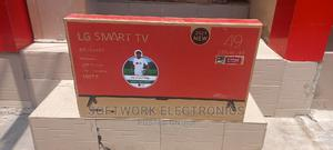 LG Smart Tv 49 Inches | TV & DVD Equipment for sale in Lagos State, Lekki