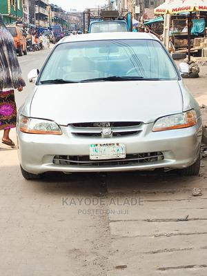 Honda Accord 1999 EX Silver   Cars for sale in Lagos State, Lagos Island (Eko)