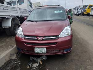 Toyota Sienna 2005 XLE Limited AWD Red   Cars for sale in Lagos State, Amuwo-Odofin