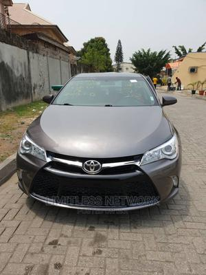 Toyota Camry 2015 Gray   Cars for sale in Lagos State, Ikoyi