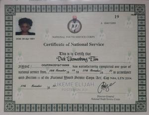 Healthcare Nursing CV | Healthcare & Nursing CVs for sale in Akwa Ibom State, Ikot Ekpene