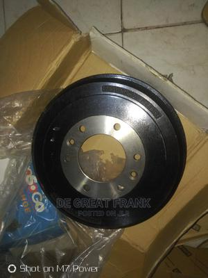 Brake Whell Drum Hyundai H1 Bus | Vehicle Parts & Accessories for sale in Lagos State, Mushin