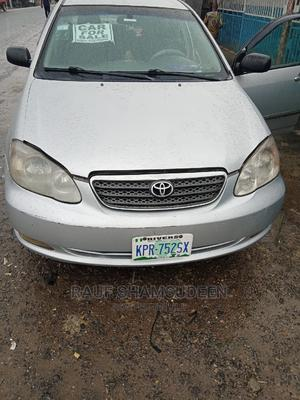 Toyota Corolla 2006 1.6 VVT-i Silver | Cars for sale in Rivers State, Obio-Akpor
