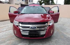 Ford Edge 2012 Red   Cars for sale in Lagos State, Ajah