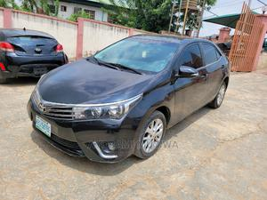 Toyota Corolla 2015 Black | Cars for sale in Oyo State, Oluyole
