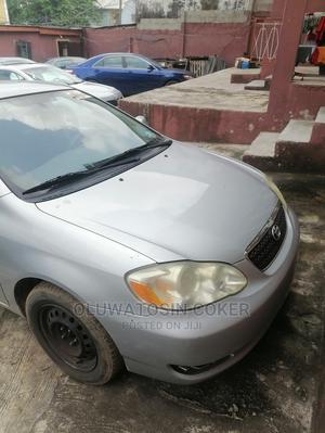 Toyota Corolla 2005 1.6 Luna Silver   Cars for sale in Lagos State, Yaba