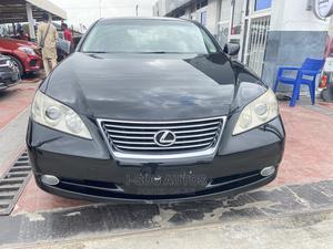 Lexus ES 2008 350 Black | Cars for sale in Lagos State, Lekki