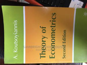 Theory of Econometrics | Books & Games for sale in Lagos State, Surulere