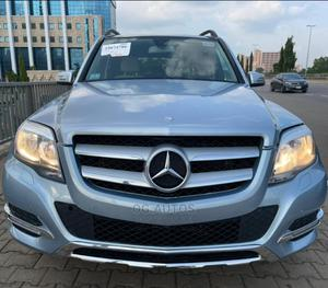 Mercedes-Benz GLK-Class 2014 350 4MATIC Blue | Cars for sale in Abuja (FCT) State, Wuse 2