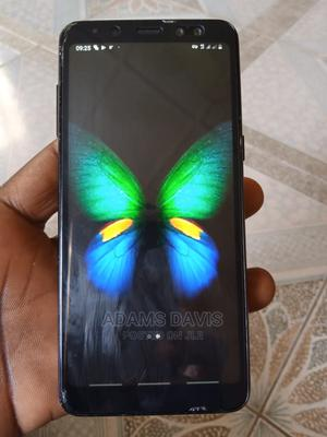 Samsung Galaxy A8 32 GB Black   Mobile Phones for sale in Akwa Ibom State, Uyo