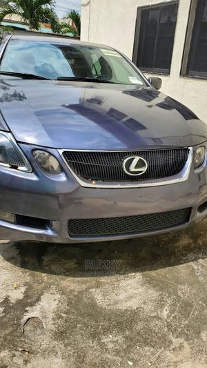Lexus GS 2007 300 Gray | Cars for sale in Lagos State, Agege