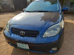 Toyota Matrix 2004 Blue   Cars for sale in Lagos State, Ojodu