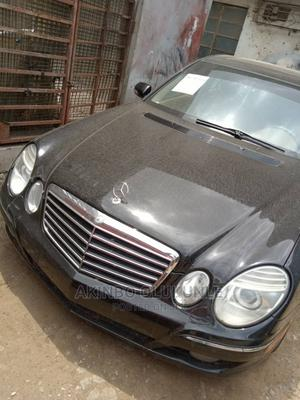 Mercedes-Benz E350 2008 Black   Cars for sale in Lagos State, Agege