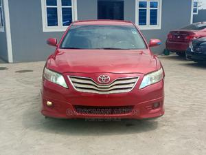 Toyota Camry 2007 Red   Cars for sale in Lagos State, Ifako-Ijaiye