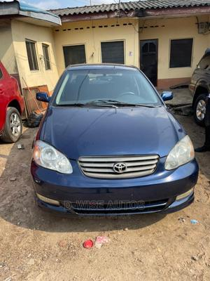 Toyota Corolla 2004 S Blue | Cars for sale in Lagos State, Surulere