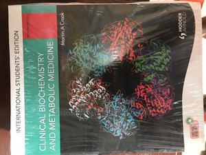 Clinical Biochemistry and Metabolic Medicine | Books & Games for sale in Lagos State, Surulere