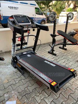 German Machine Treadmill 2.5hp   Sports Equipment for sale in Lagos State, Victoria Island