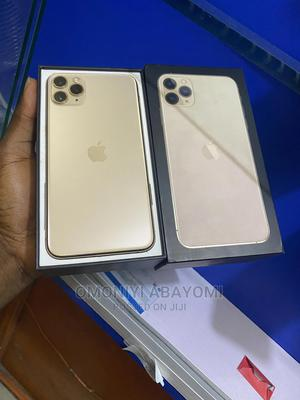 Apple iPhone 11 Pro Max 256 GB Gold | Mobile Phones for sale in Lagos State, Abule Egba