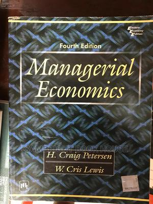 Managerial Economics | Books & Games for sale in Lagos State, Surulere