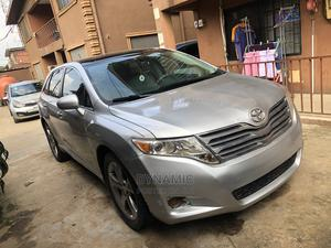 Toyota Venza 2011 V6 AWD Silver | Cars for sale in Lagos State, Ogba