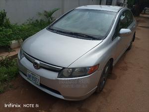 Honda Civic 2008 Silver | Cars for sale in Kaduna State, Kaduna / Kaduna State