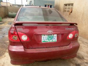 Toyota Corolla 2006 Red | Cars for sale in Lagos State, Agege