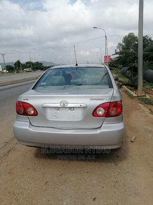 Toyota Corolla 2007 LE Silver | Cars for sale in Abuja (FCT) State, Gwarinpa