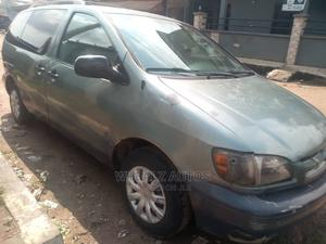Toyota Sienna 1999 LE 3dr Green | Cars for sale in Lagos State, Alimosho