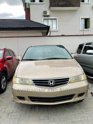 Honda Odyssey 2002 Gold | Cars for sale in Lagos State, Lekki