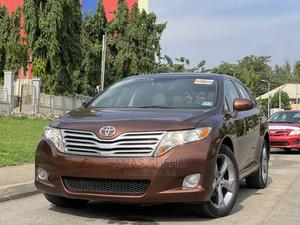 Toyota Venza 2010 V6 AWD Brown | Cars for sale in Abuja (FCT) State, Asokoro