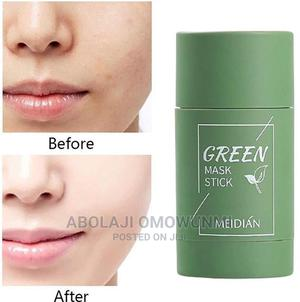 Green Mask Stick | Skin Care for sale in Lagos State, Alimosho