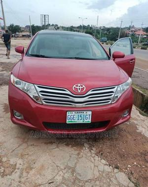 Toyota Venza 2010 AWD Red | Cars for sale in Osun State, Osogbo