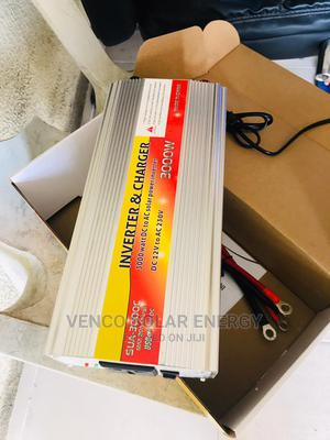 3000A 12v Inverter Battery With Charger Available | Electrical Equipment for sale in Lagos State, Ikeja