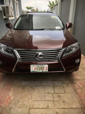 Lexus RX 2013 350 AWD Red   Cars for sale in Lagos State, Ikeja