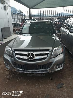 Mercedes-Benz GLK-Class 2014 Gray   Cars for sale in Lagos State, Isolo