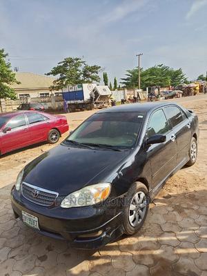 Toyota Corolla 2007 Black   Cars for sale in Abuja (FCT) State, Karu