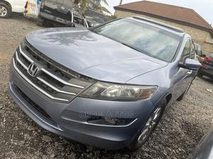 Honda Accord CrossTour 2010 EX Blue | Cars for sale in Lagos State, Ojodu