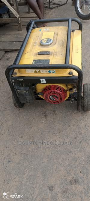 3.9kva Big Generator   Electrical Equipment for sale in Ondo State, Akure