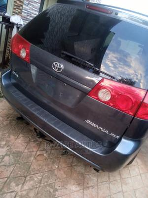 Toyota Sienna 2007 XLE Limited Gray | Cars for sale in Lagos State, Surulere