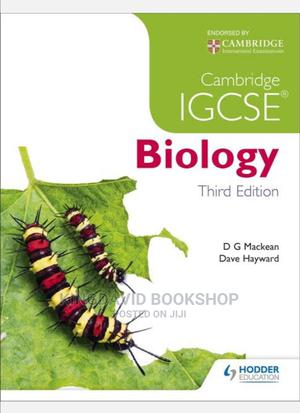 Cambridge IGCSE Biology by Mackean   Books & Games for sale in Lagos State, Surulere