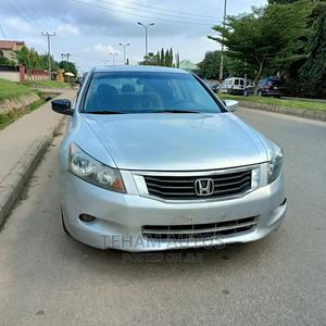 Honda Accord 2007 Silver | Cars for sale in Abuja (FCT) State, Gwarinpa