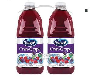 Ocean Spray Cran Grape Juice X2   Meals & Drinks for sale in Lagos State, Surulere