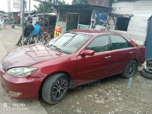 Toyota Camry 2003 Red   Cars for sale in Rivers State, Port-Harcourt