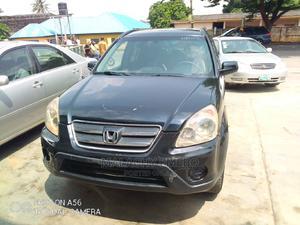 Honda CR-V 2005 Black | Cars for sale in Lagos State, Isolo