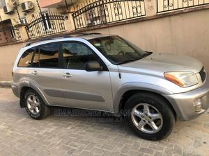 Toyota RAV4 2003 Automatic Silver | Cars for sale in Lagos State, Lekki