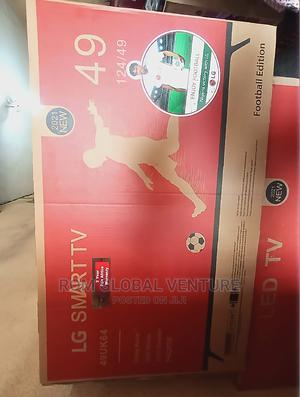 """2021 Brand New LG Smart Uhd Television 49"""" 