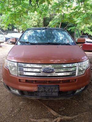 Ford Edge 2007 Orange   Cars for sale in Abuja (FCT) State, Jabi