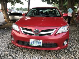 Toyota Corolla 2011 Red | Cars for sale in Abuja (FCT) State, Gwarinpa